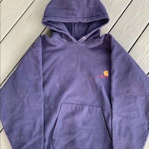 "Carhartt ""rugged outdoor"" sweatshirt"